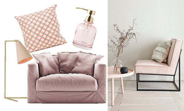 Fixa vårkänslan med rosa detaljer – 21 inredningsköp till ditt hem