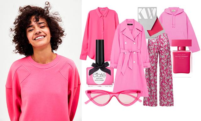 Nyanser av rosa – här är plaggen vi suktar efter just nu!