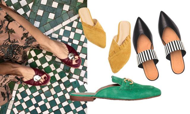 Slip-in-skorna är hetare än någonsin – här hittar du 18 snygga modeller!