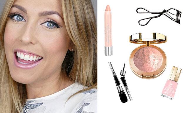 Skapa Metro Modes bloggare Lina Ekhs naturliga sminkning – 9 produkter som fixar looken