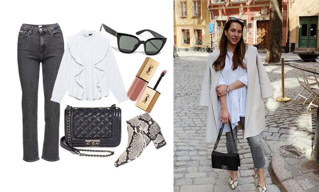 Sno stilen av Mathilda Weihager – inspireras av 3 härliga vår- och sommarlooks!