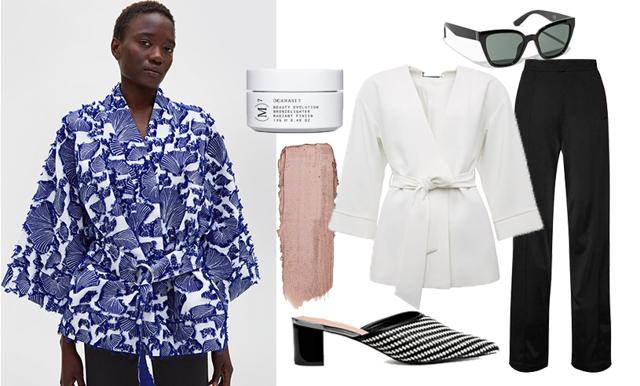 Klä dig i kimono – här är säsongens finaste varianter och tips på hur du stylar dem