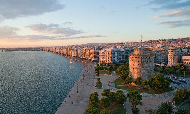 Reseguide till charmiga Thessaloniki i norra Grekland – platserna du inte får missa!