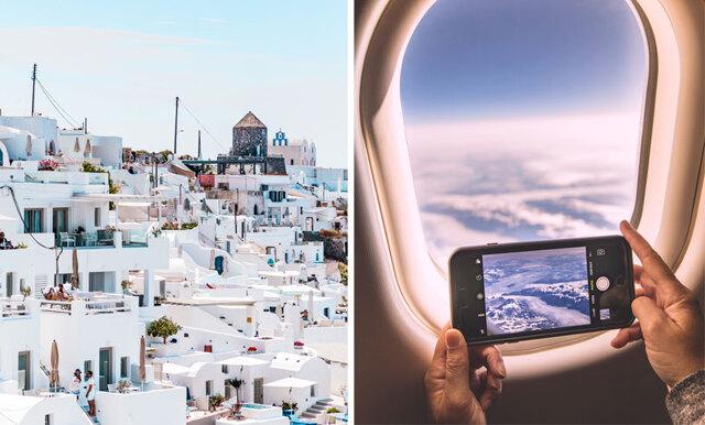 Blir du lätt uttråkad på flyget? Här är 14 saker att göra som får tiden att flyga!
