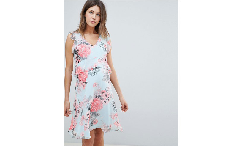 042e615615f0 16 romantiska gravidklänningar för sommarens alla tillfällen ...