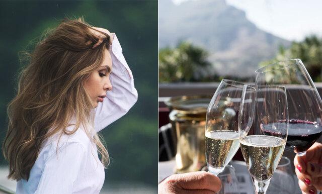 Självmedicinering med alkohol blir allt vanligare - främst hos unga kvinnor