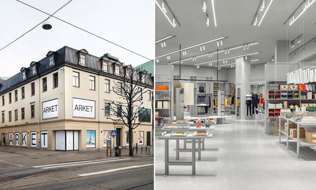 Här öppnar Sveriges andra Arket-butik!