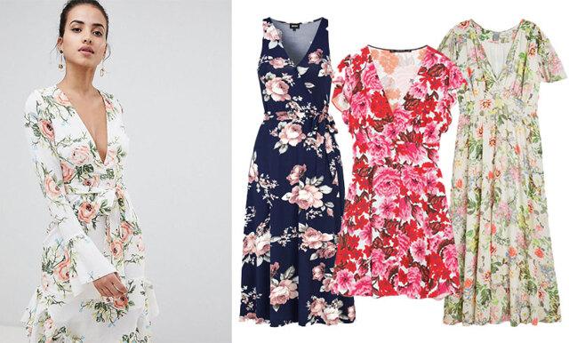 Blommigt är helrätt på midsommar - 18 snygga klänningar i butik just nu!