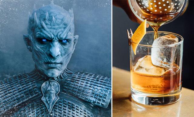 I väntan på säsong 8 - här är Game Of Thrones whiskyn!