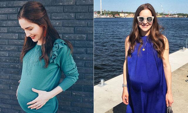 Metro Modes Jenny Sunding om att vara höggravid – 6 saker som är okej att känna!