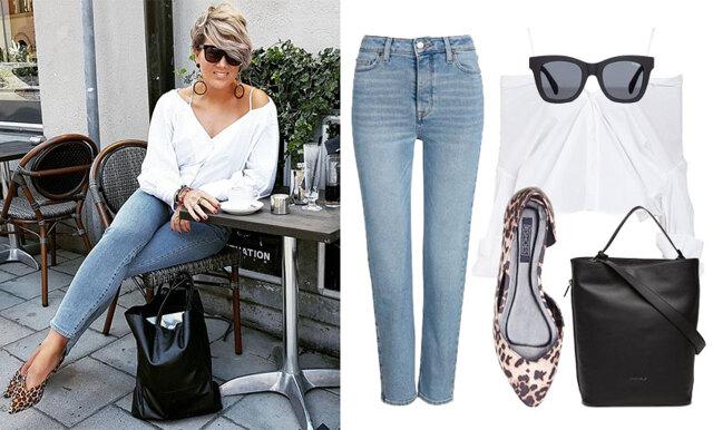 Sno stilen av trendsäkra Joanna Swica - inspireras av 3 ursnygga sommaroutfits!