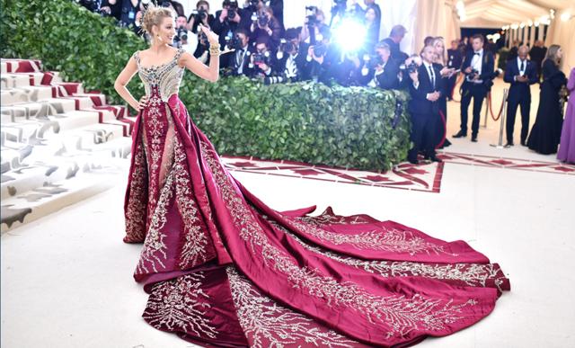 De 17 snyggaste och häftigaste klänningarna från Met-galan 2018