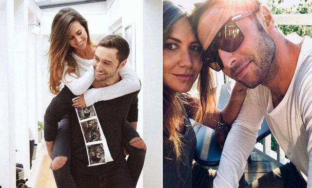 Måns Zelmerlöw har blivit pappa: Se hans fina hyllning till sin flickvän