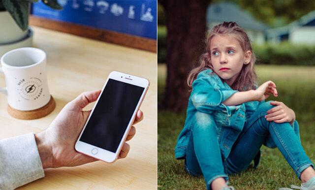 Forskning: Därför bör du som förälder inte använda mobilen framför ditt barn