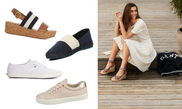 9 skor vi drömmer om inför sommarens semester