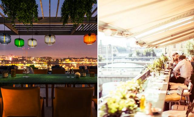 Lyft blicken – vi har listat Stockholms 10 bästa takbarer att besöka i sommar!