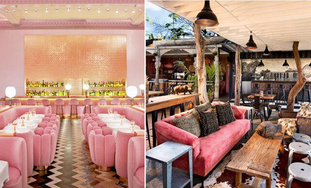 Från Mexiko till Hong Kong - vi har listat 8 av världens vackraste restauranger!