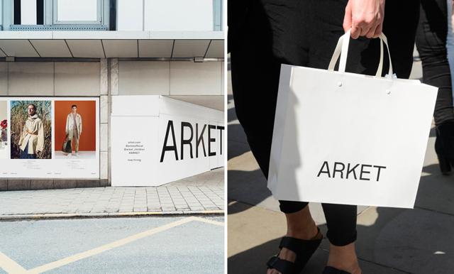Då öppnar ÄNTLIGEN Arket sin första butik i Sverige – och det är snart!