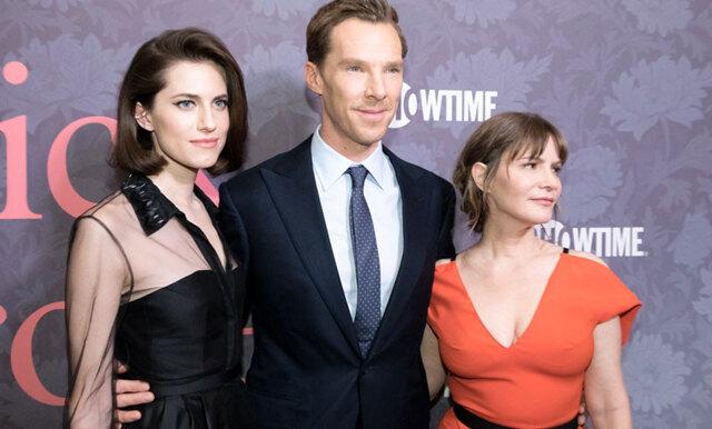 Benedict Cumberbatch tar inte fler roller – förrän kvinnliga kollegorna får samma lön