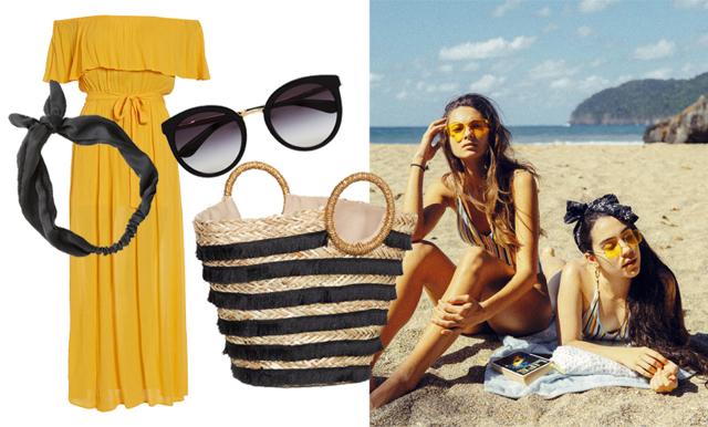 Så blir du boho chic – inspireras av tre somriga looks!