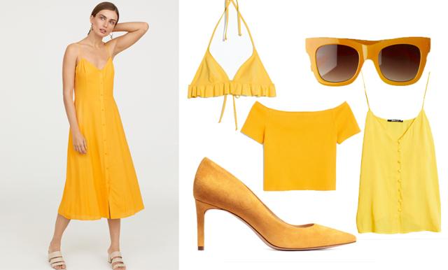 Sommarsoligt – 16 gula köp under 500 kronor som vi drömmer om just nu