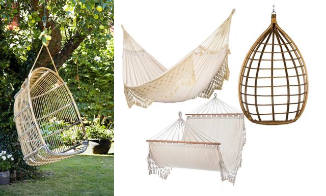 14 hängmattor och hängstolar vi vill ta det lugnt i i sommar