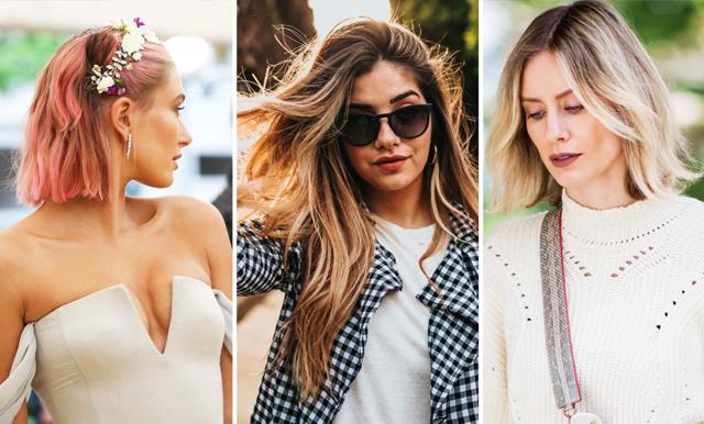 Guldigt, lekfullt och naturligt - här är sommarens trendigaste hårfärger