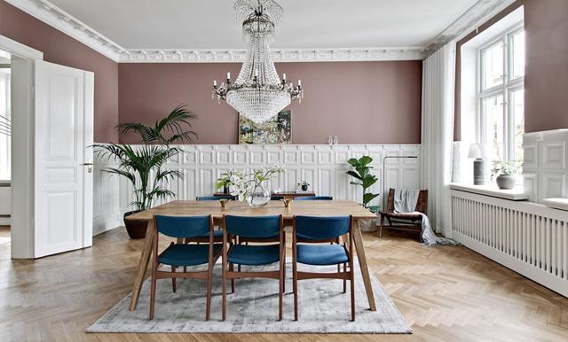 Veckans hem är fyran  i Helsingborg som bjuder på sekelskiftesmagi
