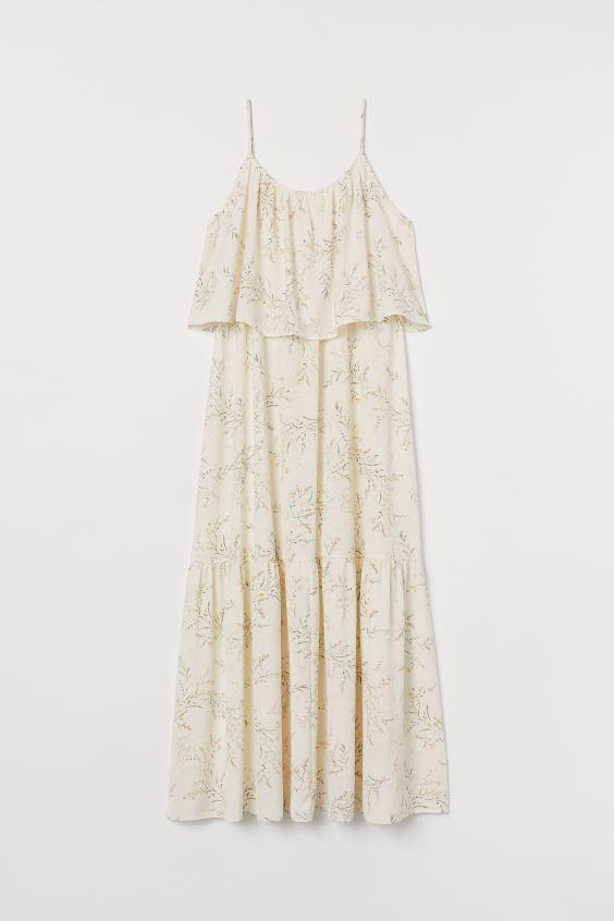 14 romantiska gravidklänningar för sommarens alla tillfällen