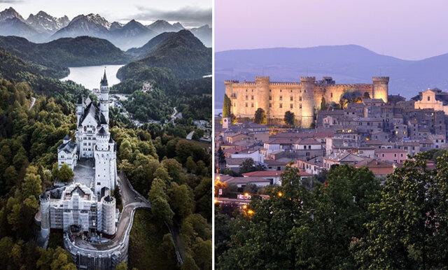 Drömbröllop i Europa – 7 magiska och sagolika slott att gifta sig på