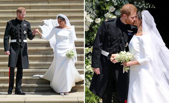 Allt från brudbuketten till tårtan  - alla detaljerna du vill veta om prinsbröllopet!