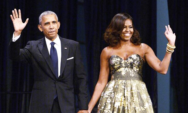 Barack och Michelle Obama blir Netflix-producenter – ska göra filmer och serier