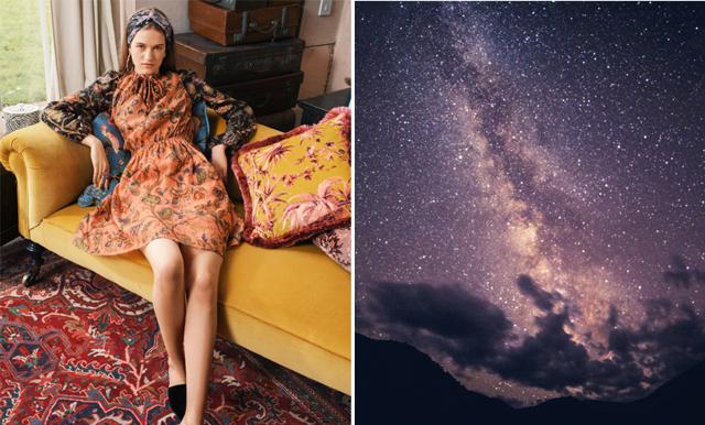 Nu finns en kollektion inspirerad av ditt stjärntecken och vi älskar det