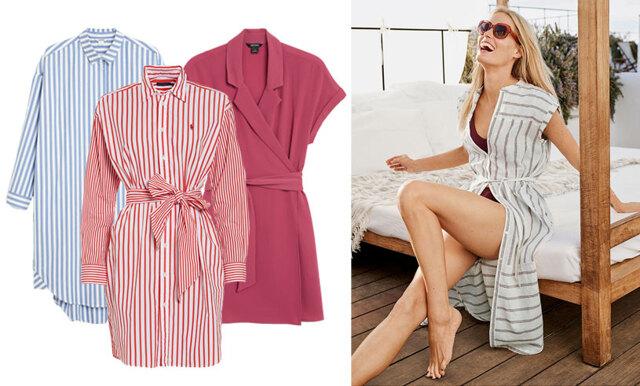 Bär skjortklänningen i vår och sommar – 16 köp i butik just nu!