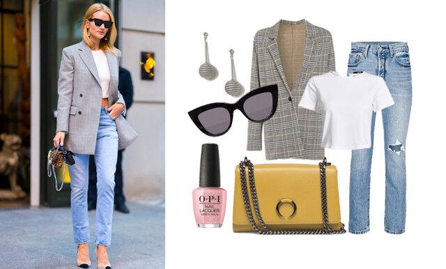 Så stylar du jeansen i vår och sommar – på ett snyggt och stilsäkert sätt!