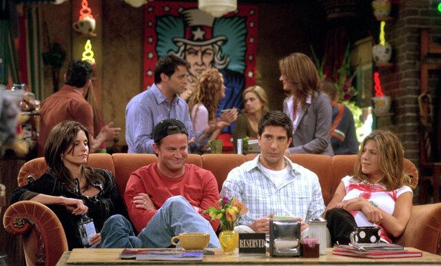 """Det är dags för spelkväll –här är Monopol med """"Vänner-tema""""!"""