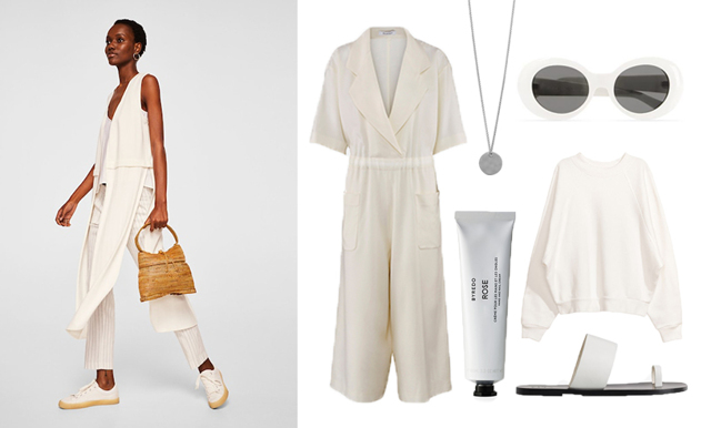 Vinnande vitt – klä dig i svala plagg för varma dagar