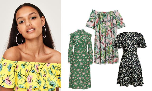Den blomstertid nu kommer – de perfekta klänningarna och topparna inför midsommarfesten