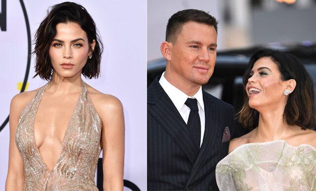 Jenna Dewan öppnar upp sig om tiden efter uppbrottet med Channing Tatum