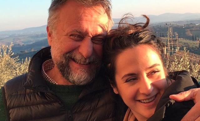 Mikael Nyqvist dotter öppnar upp om sorgen efter sin far: