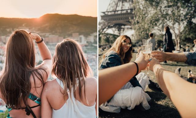 Studier visar: Att umgås med dina bästa vänner kan få dig att leva längre