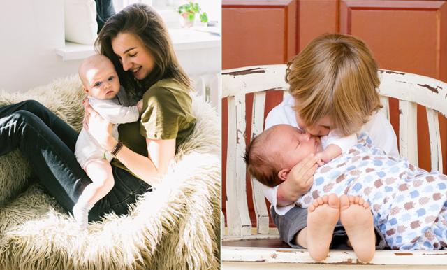 Fem faser alla nyfödda går igenom – som är helt naturliga!