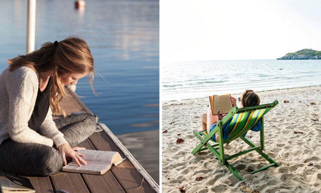 12 bästa pocketböckerna att läsa under semestern