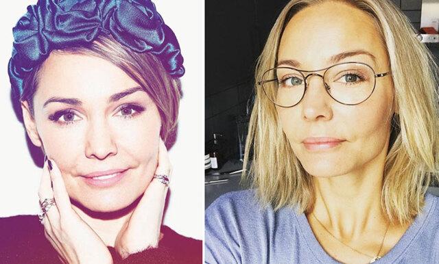 """Skönhetsintervju – Carina Berg: """"Att gå och lägga mig med smink funkar inte längre"""""""