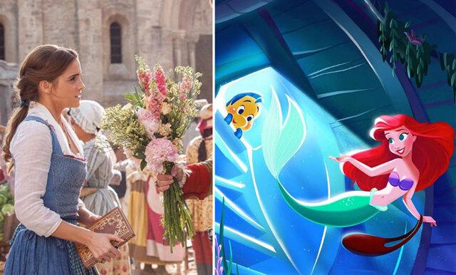 Quiz: Vilken Disneyprinsessa är du?