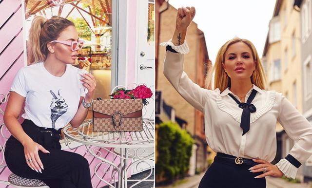 "Metro Modes bloggare Emelie Walles: ""Jag kunde inte alls identifiera mig med feminister"""