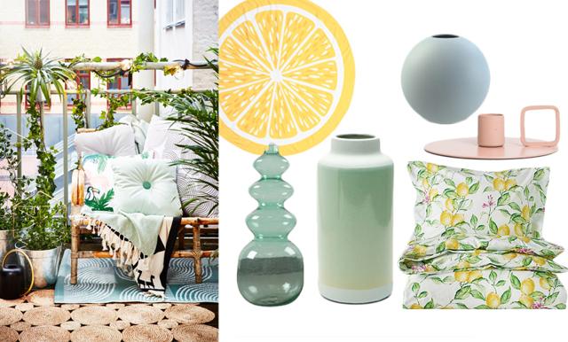Färger och mönster – sommarens 17 härligaste köp