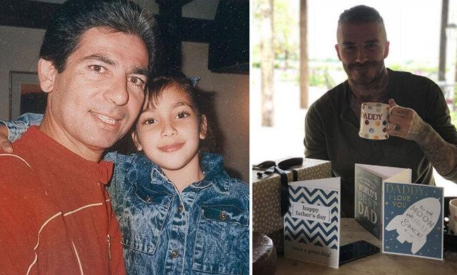 Här är de 13 gulligaste fars dag-hyllningarna från Hollywood