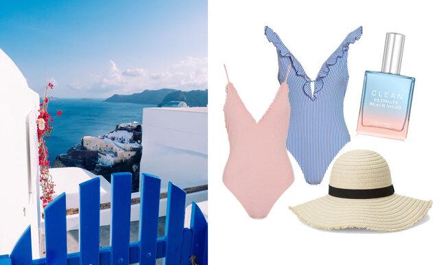 Så fixar du den grekiska semesterstilen – inspireras av 3 outfits