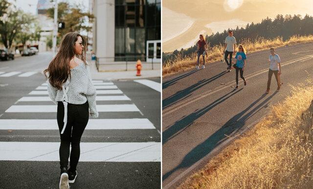 Studie visar: Du som går snabbt lever längre!